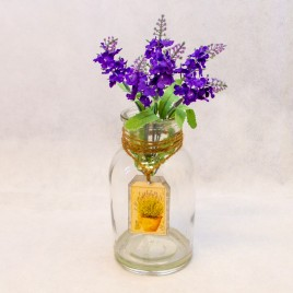 Lavender Jar Purple