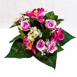 Rose Orchid Bouquets
